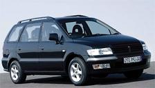 Mitsubishi Space Wagon Alloy Wheels