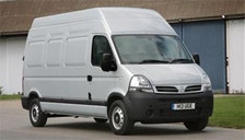 Nissan Interstar Van Alloy Wheels and Tyre Packages.