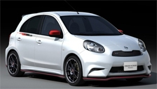 Nissan Micra Alloy Wheels and Tyre Packages.