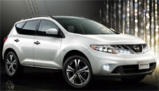 Nissan Murano Alloy Wheels and Tyre Packages.