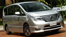 Nissan Serena Alloy Wheels and Tyre Packages.