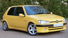 Peugeot 106 GTi Alloy Wheels and Tyre Packages.