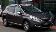 Peugeot 2008 Alloy Wheels and Tyre Packages.