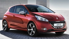 Peugeot 208 GTi Alloy Wheels and Tyre Packages.