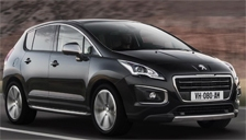 Peugeot 3008 Alloy Wheels and Tyre Packages.
