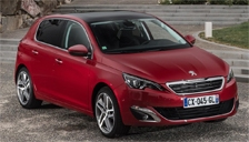 Peugeot 308 Alloy Wheels and Tyre Packages.