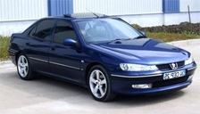 Peugeot 406 Alloy Wheels and Tyre Packages.