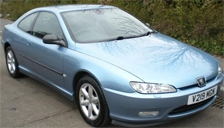 Peugeot 406 V6 Alloy Wheels and Tyre Packages.