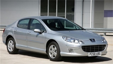 Peugeot 407 Alloy Wheels and Tyre Packages.