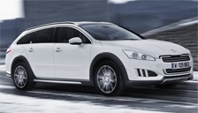 Peugeot 508 RXH Alloy Wheels and Tyre Packages.
