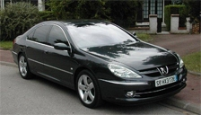 Peugeot 607 Alloy Wheels and Tyre Packages.