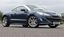 Peugeot RCZ Alloy Wheels and Tyre Packages.