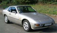 Porsche 924 Alloy Wheels