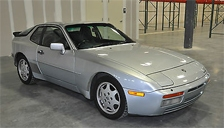 Porsche 944 Alloy Wheels
