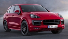 Porsche Cayenne Alloy Wheels and Tyre Packages.