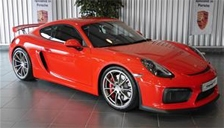 Porsche Cayman Alloy Wheels