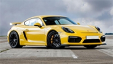 Porsche Cayman GT4 Alloy Wheels