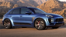 Porsche Macan Alloy Wheels and Tyre Packages.