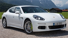 Porsche Panamera Alloy Wheels and Tyre Packages.