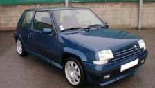 Renault 5 Alloy Wheels and Tyre Packages.
