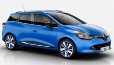 Renault Clio Grandtour Estate Alloy Wheels and Tyre Packages.