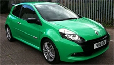 Renault Clio Sport Alloy Wheels and Tyre Packages.