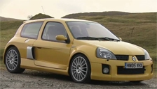 Renault Clio V6 Evo Sport Alloy Wheels and Tyre Packages.