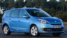 Renault Grand Scenic Alloy Wheels and Tyre Packages.