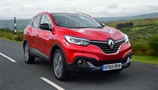 Renault Kadjar Alloy Wheels and Tyre Packages.