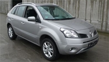 Renault Koleos Alloy Wheels and Tyre Packages.