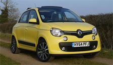 Renault Twingo Sport Alloy Wheels and Tyre Packages.