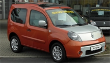 Renault Kangoo Bebop Alloy Wheels and Tyre Packages.