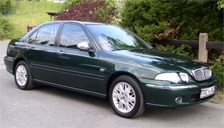 Rover 45 Alloy Wheels