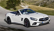 Mercedes SL Class (AMG) Alloy Wheels and Tyre Packages.