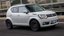 Suzuki Ignis Alloy Wheels and Tyre Packages.