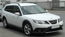Saab 9 3X Alloy Wheels and Tyre Packages.