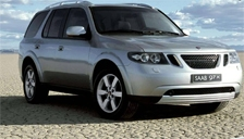 Saab 9 7X Alloy Wheels and Tyre Packages.