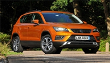 Seat Ateca Alloy Wheels and Tyre Packages.