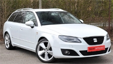 Seat Exeo ST Alloy Wheels and Tyre Packages.