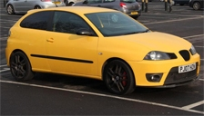 Seat Ibiza Cupra R Alloy Wheels and Tyre Packages.