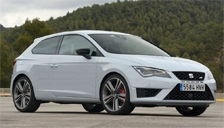 Seat Ibiza Cupra Alloy Wheels and Tyre Packages.