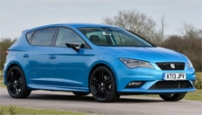 Seat Leon SC Alloy Wheels and Tyre Packages.