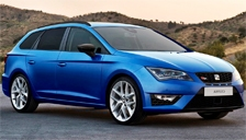 Seat Leon ST Alloy Wheels and Tyre Packages.
