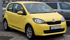Skoda Citigo Alloy Wheels and Tyre Packages.