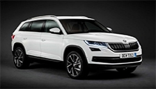 Skoda Kodiaq Alloy Wheels and Tyre Packages.