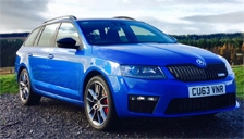 Skoda Octavia Alloy Wheels and Tyre Packages.