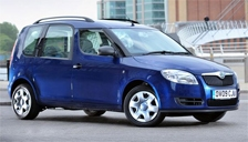 Skoda Roomster Alloy Wheels and Tyre Packages.