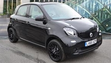 Smart Forfour Alloy Wheels and Tyre Packages.