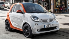 Smart Fortwo Alloy Wheels and Tyre Packages.