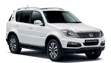 Ssangyong Rexton Alloy Wheels and Tyre Packages.